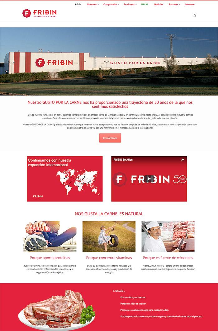 WEB FRIBIN